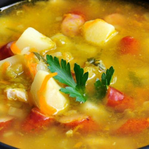 gorohoviy soup